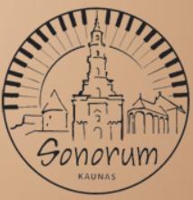 Bildergebnis für kaunas sonorum 2019